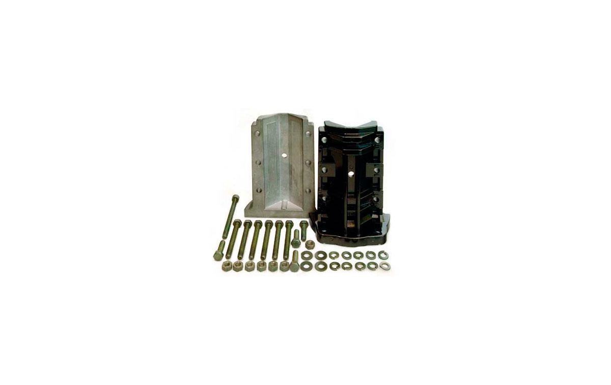 GC038 YAESU abrazaderas para rotor G450, G650, G800 y G1000,
