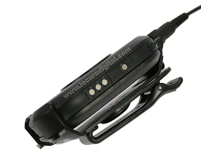 clp446 motorola walkie compacto de uso libre pmr446, tamaño reducido