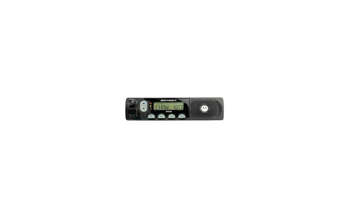 MOTOROLA CM360 EMISORA MOVIL PROFESIONAL UHF 438-470 MHz