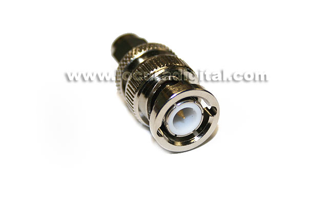 CON1687 SMA Male to BNC Adapter