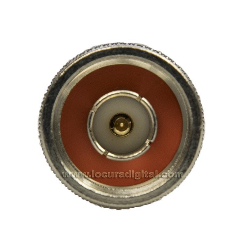CON1794 Adaptador conector SMA Macho a conector N Macho