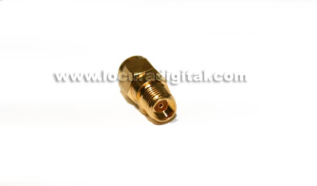 CON3692 adaptateur SMA SMA femelle invers?omme standard