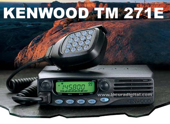 KENWOOD TM271E