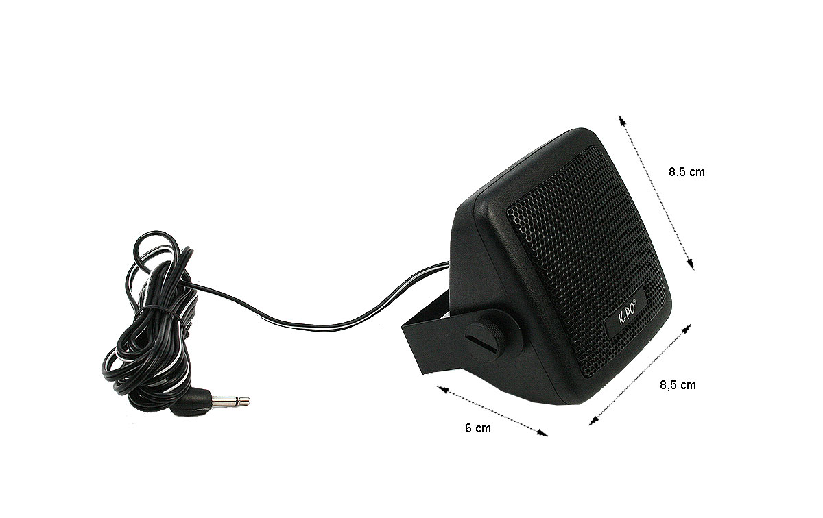 CS-990 Altavoz inclinado con base inclinable