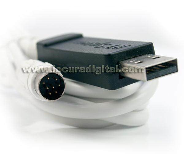 CT62U YAESU Cable USB de control CAT para FT-100, FT -817, FT-857 FT-897