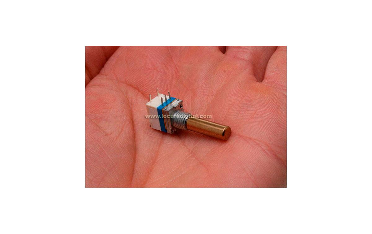 R31066505 KENWOOD recambio original potenciometro volumen TK-2360 y TK-3360