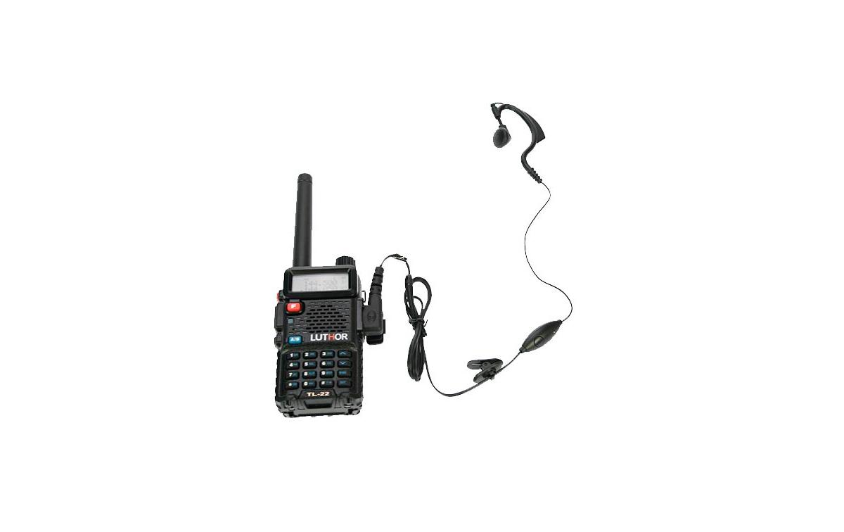 Gama de walkies LUTHOR