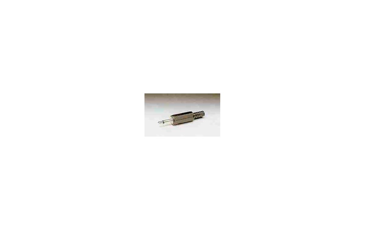 CON0210E Jack macho de 3.5mm. Mono
