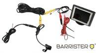 Barrister BRV2 KIT-1 manobras marcha r??ra 1 C?ra + 3,5 polegadas Monitor