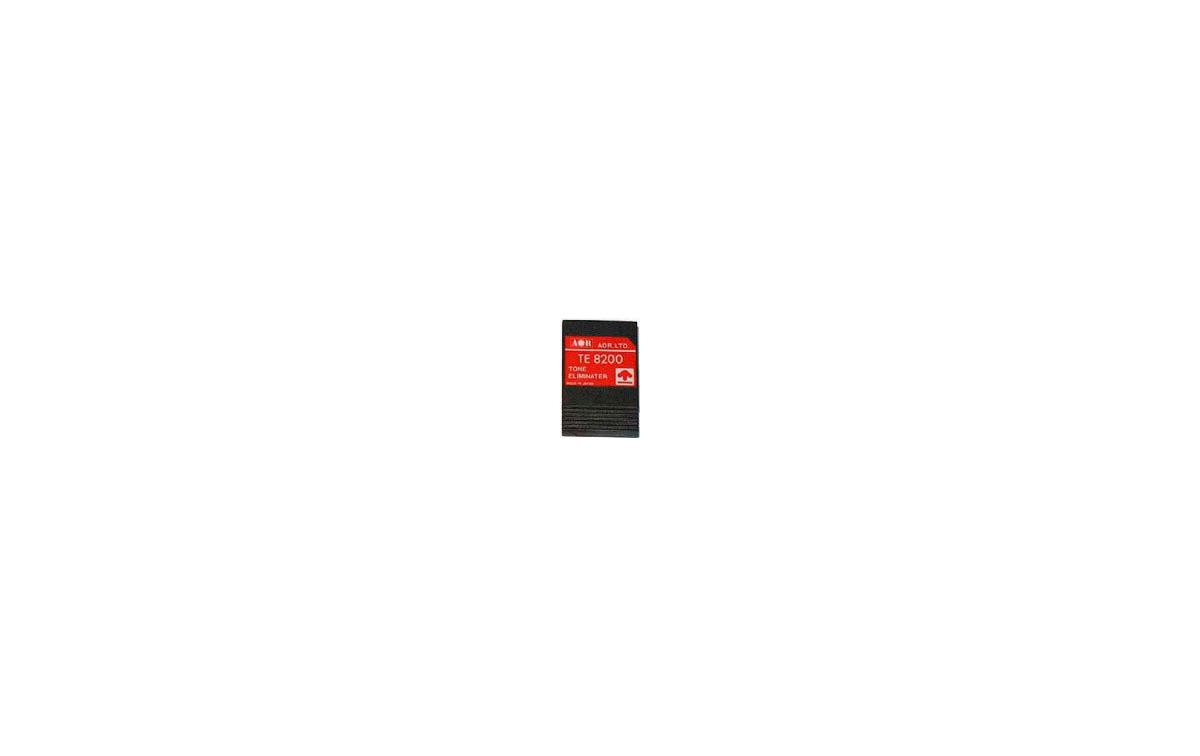 TE-8200 Tarjeta eliminadora de tonos para AR-8200 y  AR-8600