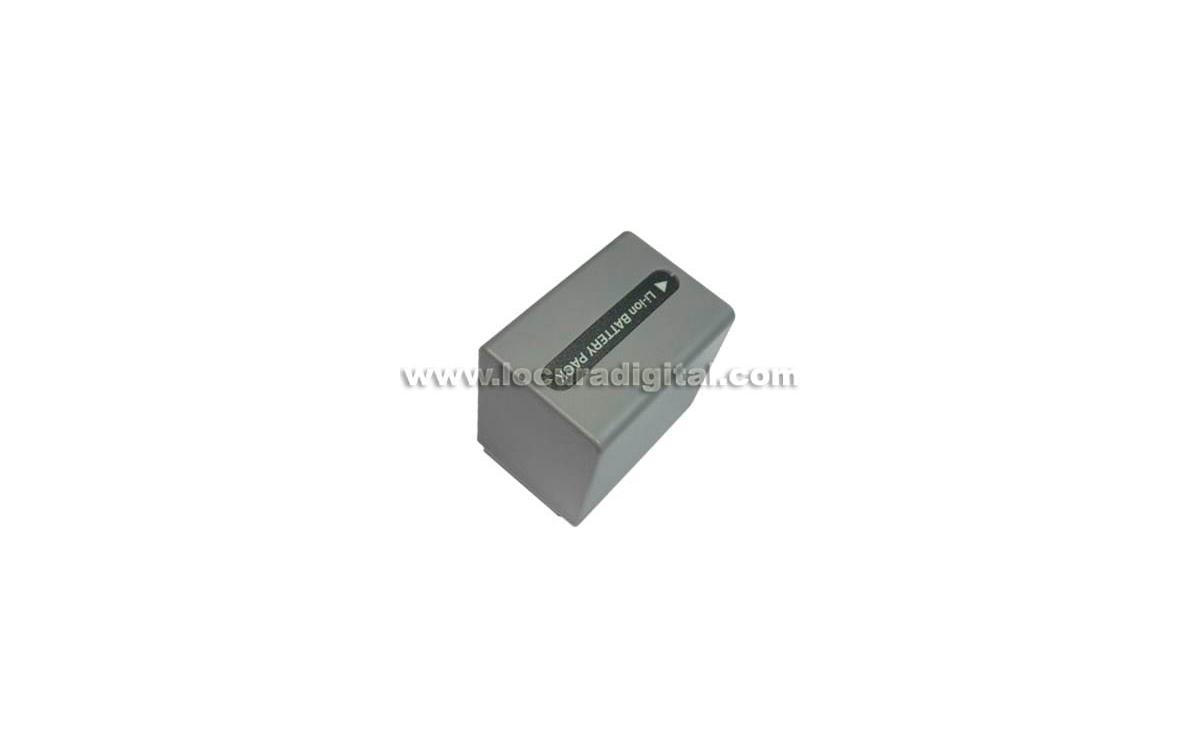 Batería DTL-FP90 Li-Ion, compatible Foto SONY, 7.2V 1950mAh