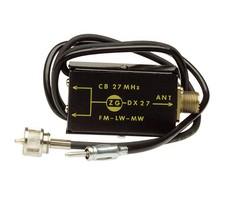 Antena duplexer DX-27, DX-27 CB ZETAGI