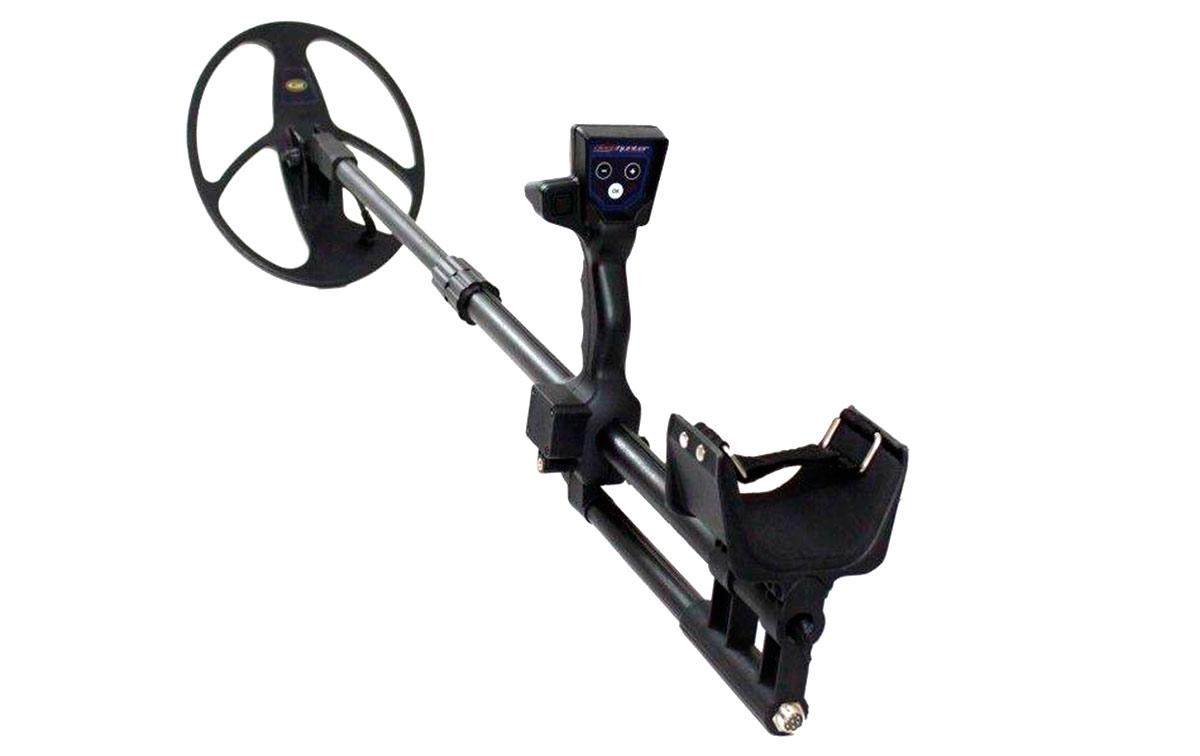 nokta deephunter 3d detector de metales profesional de gran profundidad con múltiples platos y pantalla digital
