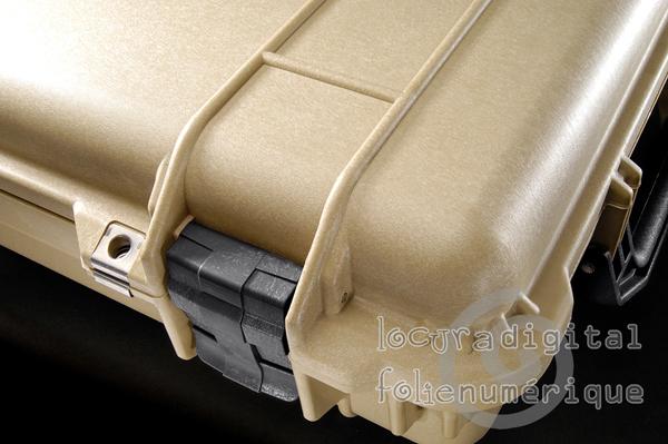 Protective Case 1200-000-190 Arena, com espuma