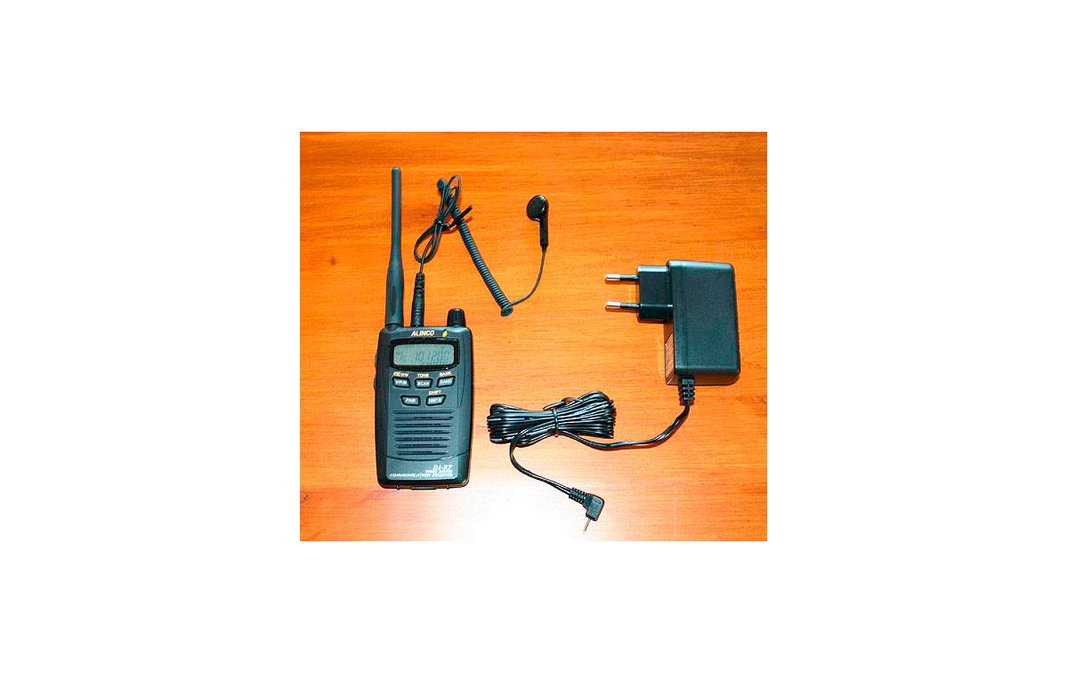 ALINCO DJ X7E. ESCANER 0,100 -1300 Mhz.