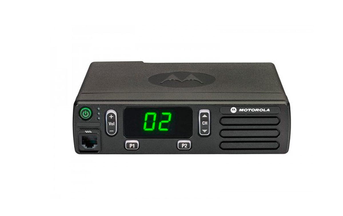 dm1400uhf d - motorola emisora móvil digital (1-25 w) uhf (403-470 mhz)