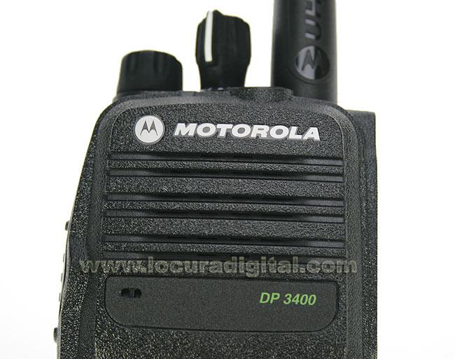 DP-3400 MOTOROLA