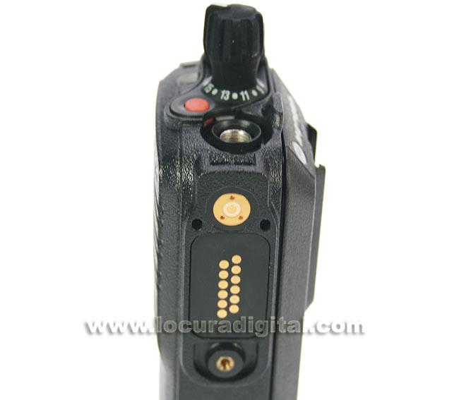 MOTOROLA DP-3400