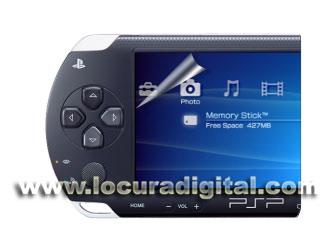 PSP Screen Protector