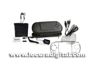 pack accesorios psp