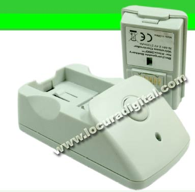 XBOX360 BATTERY CHARGER KIT