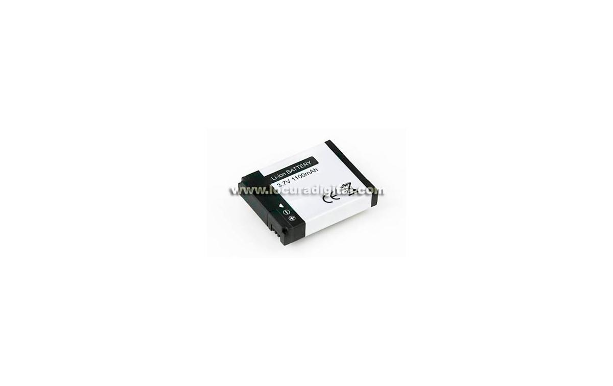 DTL-GOPRO Batería compatible GoPro - 3.6V 1100mAh