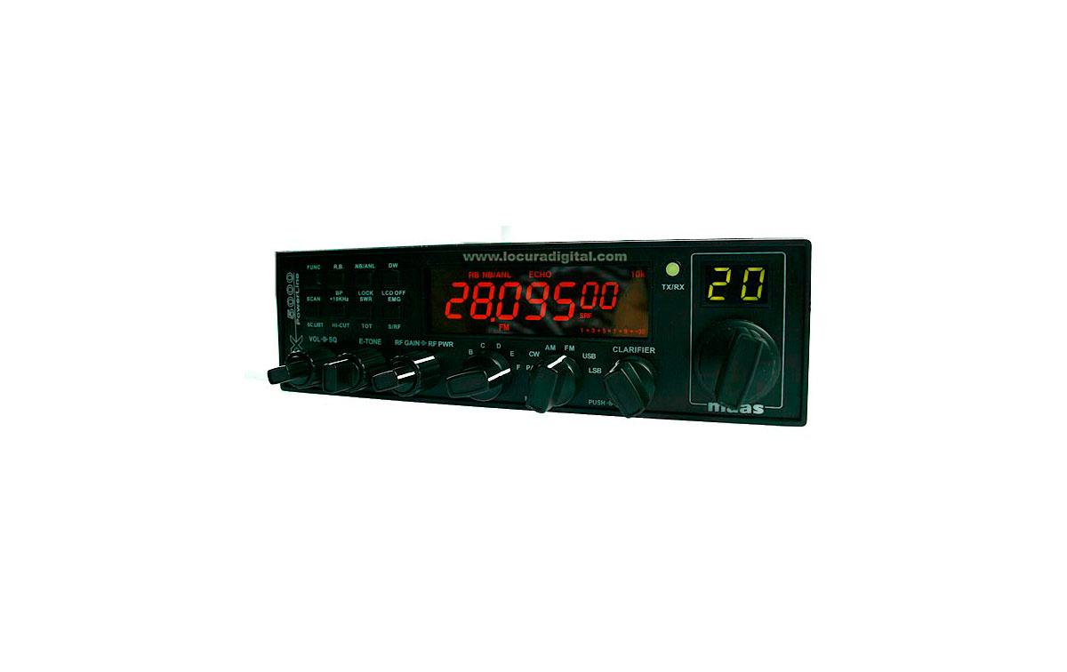 MAAS DX HF-5000