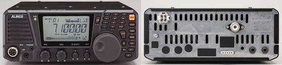 ALINCO DXSR8E HF 1,9-29MHz r?o SSB / CW / AM / FM