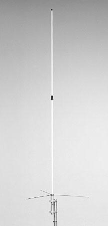 COMET GP6M 144-430 Mhz. Antena de banda base, fibra de vidro