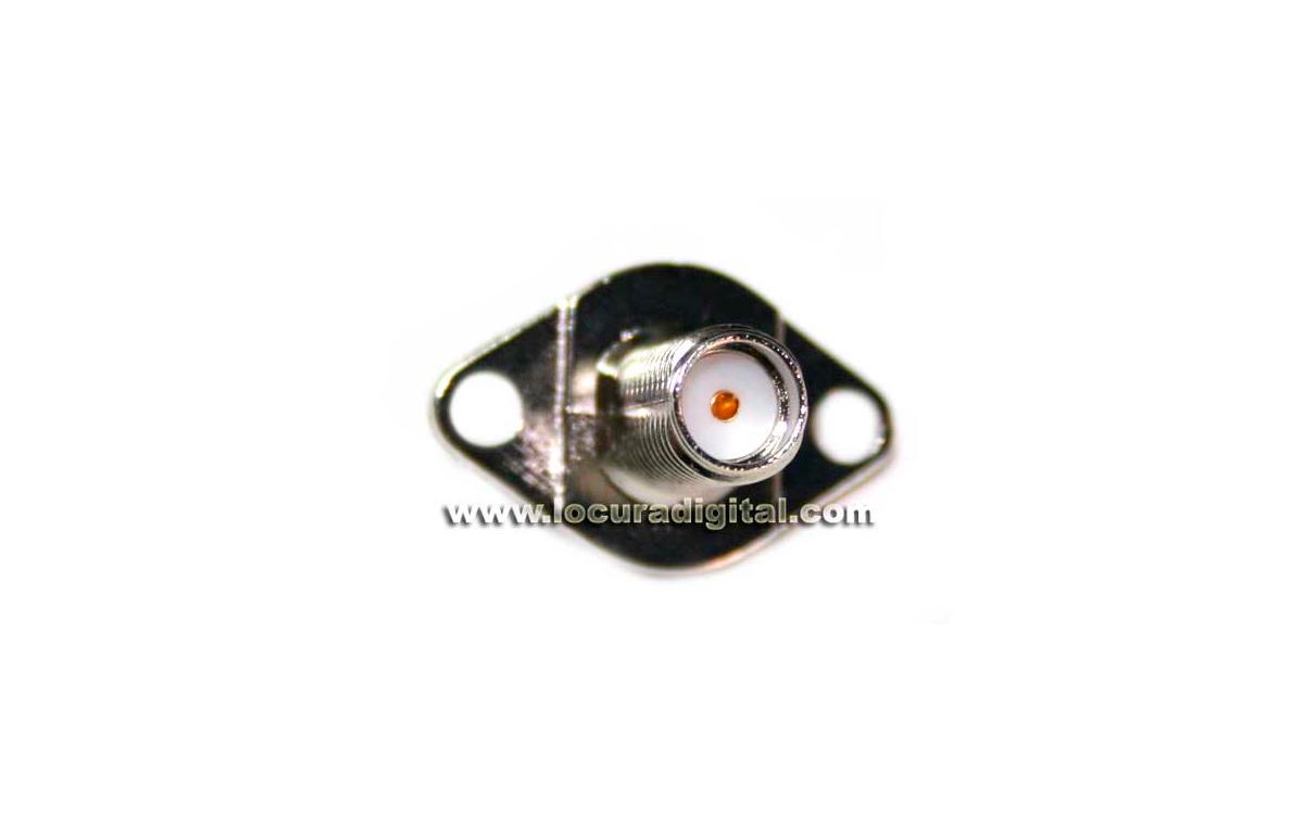 SMATK3201 Conector de Recambio SMA hembra para Kenwood TK3201,TK 2202, TK 3207 ETC...