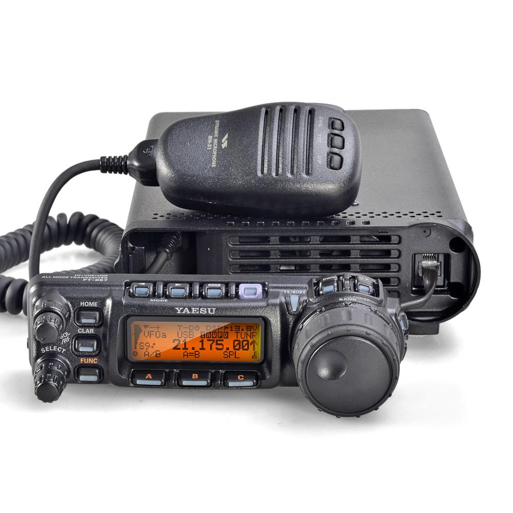 yaesu ft 857D transceiver