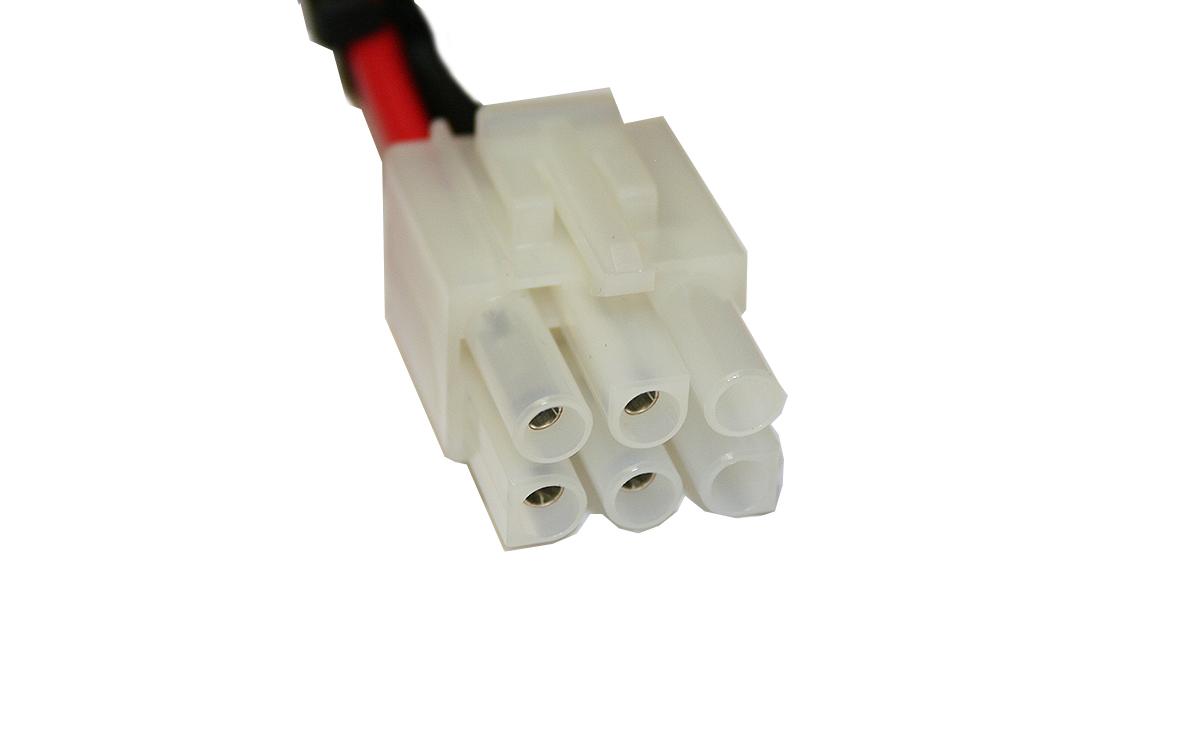 E30315745 Cable alimentación original para KENWOOD TS-850, TS-50, TS-2000, TS-2000B y TS-570