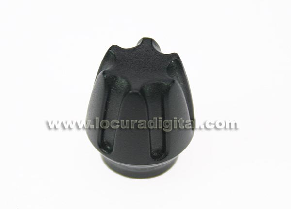 LUTHOR RECTL55-VOLUMEN SPARE PART. ORIGINAL PLASTIC ON / OFF AND VOLUME BUTTON FOR LUTHOR TL-55 HANDHELD