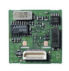 FVP25 VERTEX placa secrafonia analogica DTMF