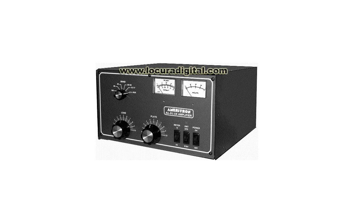 AMERITRON AL-811HX/CE  Amplificador lineal de HF