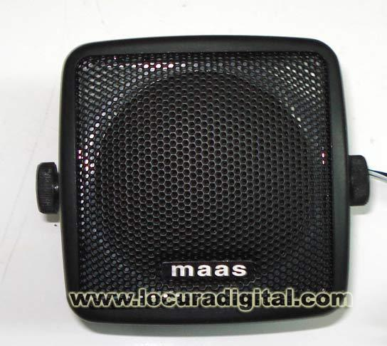 cb 150 altavoz inclinado con base inclinable