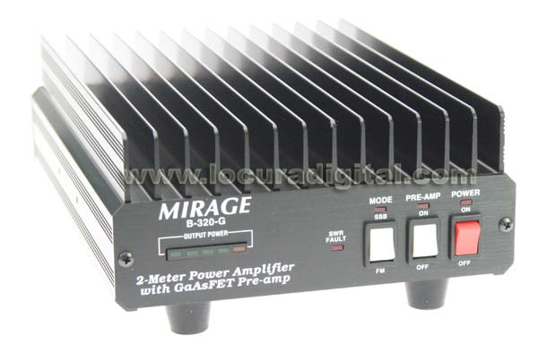 Mirage B320G Amplifier