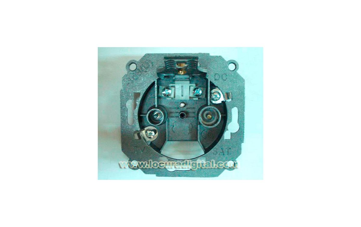 MP6648 TOMA TV+FM/FI UNICA 1dB PASO DC