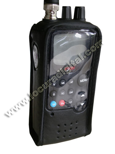 INTEK LC-520 Leather Case for  Intek H-520 PLUS Handheld