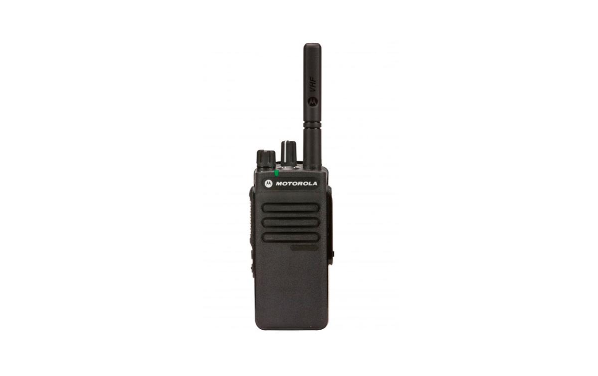 MOTOROLA DP2400VHF 136-174 Mhz. Walkie talkie Profesional Digital