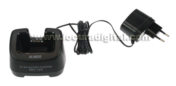 ALINCO EDC-154E Desktop Charger for ALINCO DJ-X30E scanner