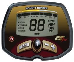 QUICK DRAW II PRO BOUNTY HUNTER Quick Draw II PRO. Detector de Metáles