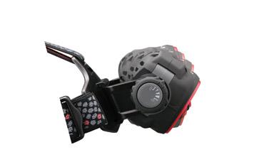 LAFAYETTE POWER EBRT professional high power flashlight 350 lumen head