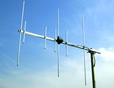 A1430S7 DIAMOND Antena directiva 7 elementos bi- banda 144 / 430 mhz