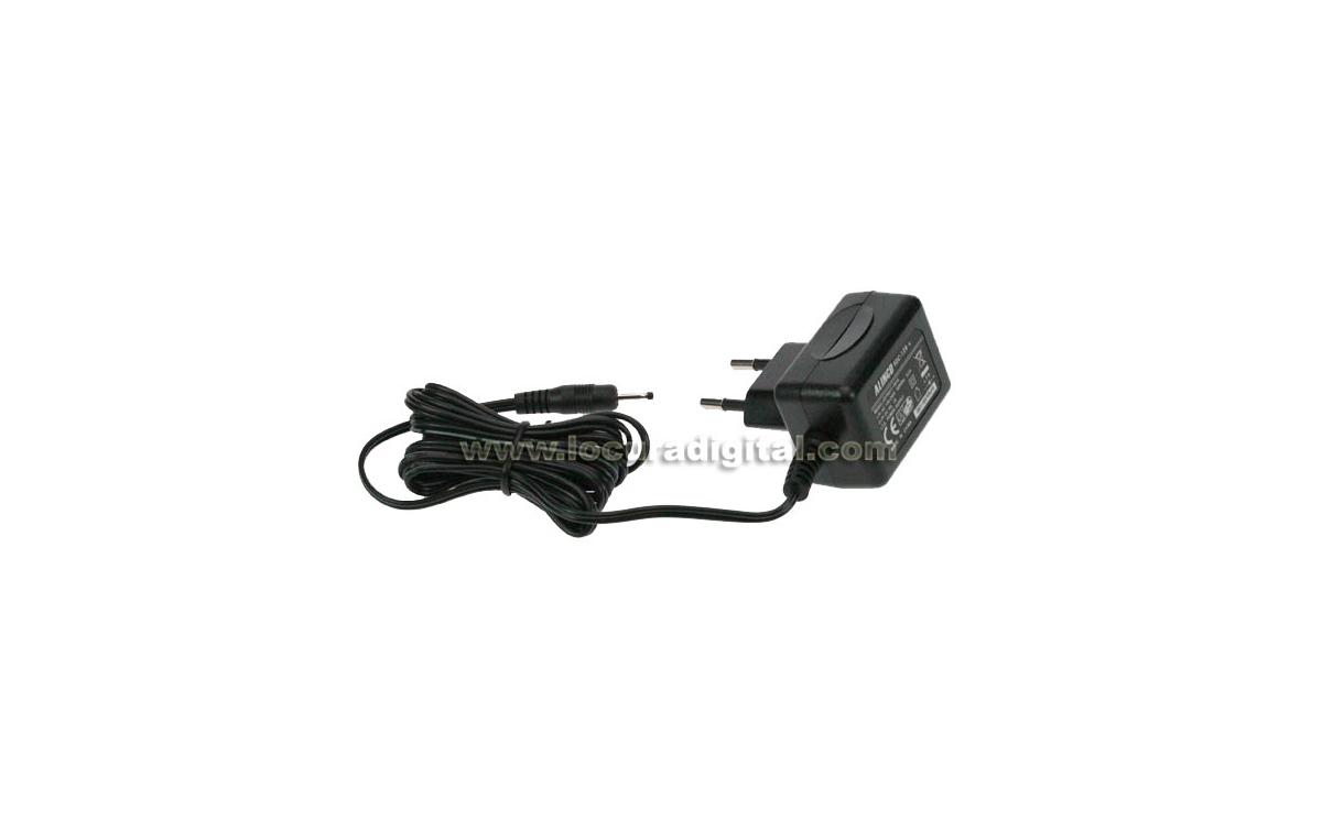 EDC128 ALINCO Cargador baterias tipo pared para DJ-C6 / C7 y escaner DJ-X7