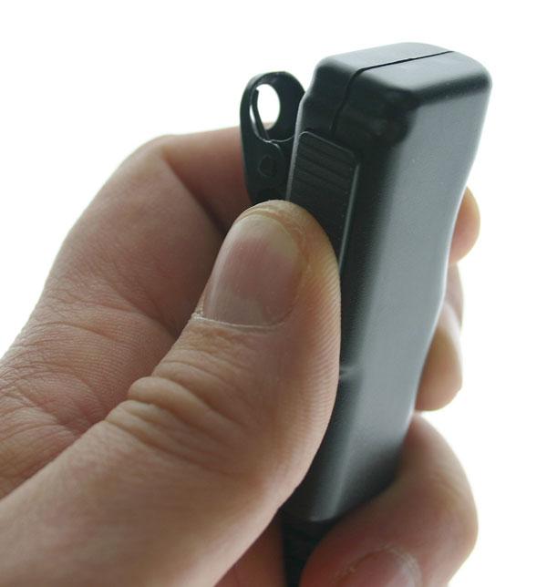 NAUZER PIN MAT S Micro-Auricular  tubular especial para ambientes ruidos con doble PTT