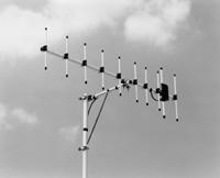 A430S10 DIAMOND Antena directiva 10 elementos para UHF