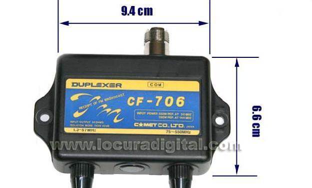 COMET CF-706 DUPLEXOR