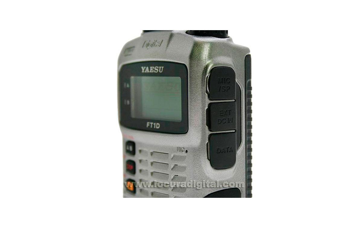 yaesu ft1de handheld