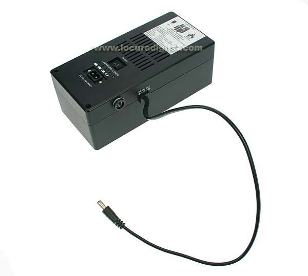 Barrister MPB330 replacement battery and power supply systems and MP9090 MP8080 inspection